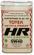 Тотек (Астра Робот) HR 5W40 (City Edition)